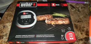 Weber iGrill 2 Thermometer NEW for Sale in Renton, WA