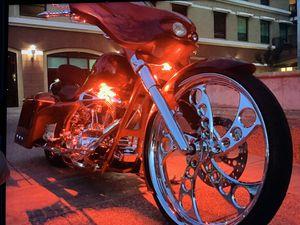 2005 Harley Davidson street glide big wheel bagger all custom for Sale in Scottsdale, AZ