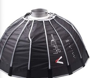 new Aputure Light Dome Mini II Softbox Diffuser for Light Storm C120 300d LED Lights for Sale in La Puente, CA