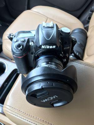 Nikon Camera with lenses for Sale in Sacramento, CA