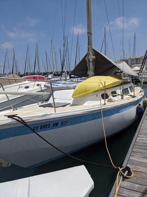 Cal 33' Sailboat for Sale in San Diego, CA