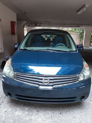 Car minivan, Nissan, Quest 2007 for Sale in Biscayne Park, FL