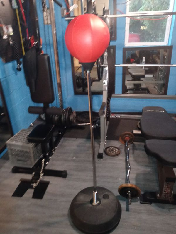 Speed bag / punching bag