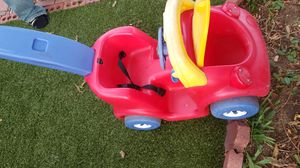 Kids Ride On Push Car Toy Toddler Wagon Outdoor w/handle for Sale in Aurora, CO