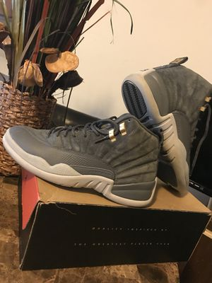 Jordan 12 Retro Wool Size 9.5 for Sale in Nashville, TN