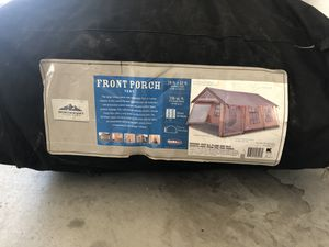 Front porch tent for Sale in East Wenatchee, WA