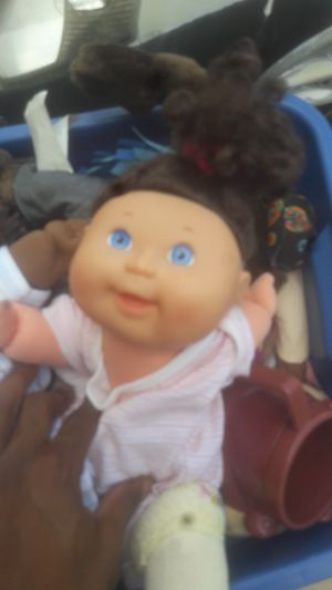 Real Cabbage Patch dolls antiques !!! for Sale in Lithonia, GA