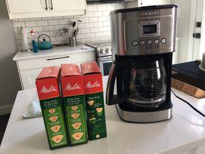 Cuisinart 14-Cup Coffee Maker for Sale in Alexandria, VA