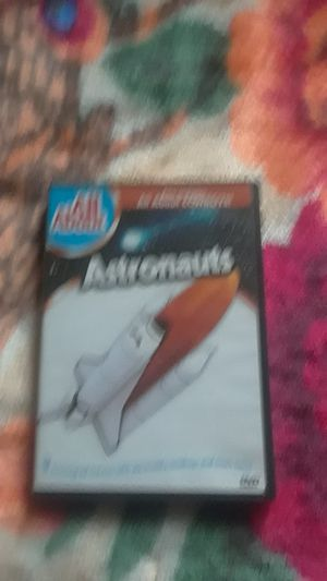 All About Astronauts DVD [LOCAL PICKUP ONLY] for Sale in Fairfax, VA