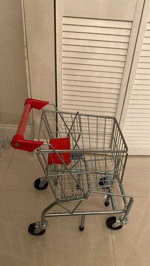Melissa & Doug Shopping Cart for Sale in FL, US