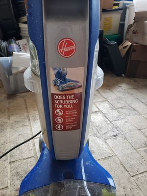 Hoover spin scrub double tank vacuum for Sale in Richmond, CA