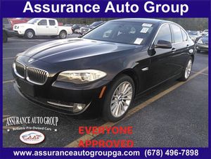 2011 BMW 535i for Sale in Lithonia, GA