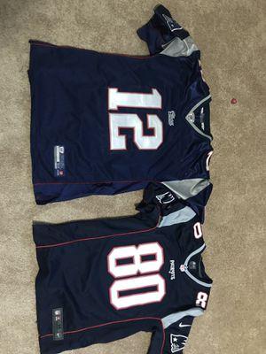 Patriots jerseys for Sale in Grafton, MA