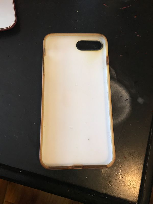 IPhone 7+ case with matching pop socket