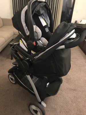 Stroller and car seat for Sale in San Bernardino, CA