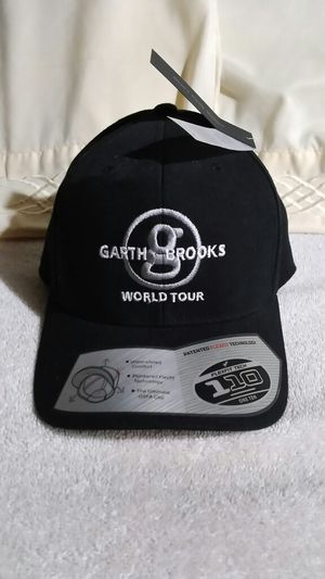 New! Garth Brooks World Tour Hat for Sale in US