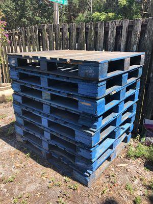 8 palettes FREE (Sarasota) for Sale in Frostproof, FL