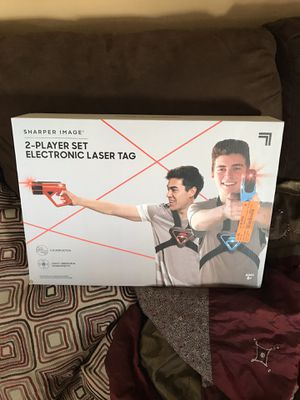 Laser tag set for Sale in Jeffersonville, IN