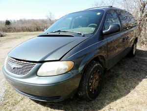 2002 Chrysler Town and Country LX 4dr Extended Mini Van for Sale in Columbus, OH
