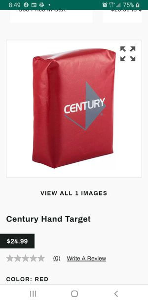 Century Boxing Targets for Sale in Washington, DC