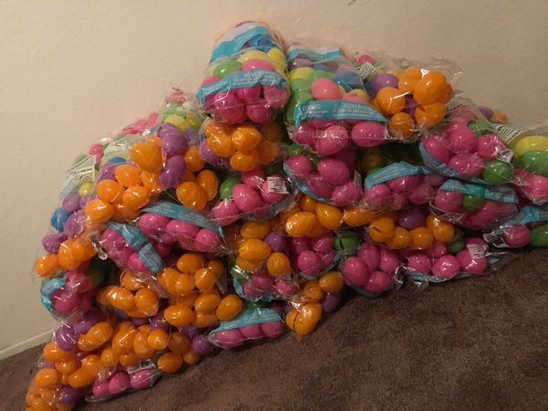 Easter bright eggs 34bags for 20$