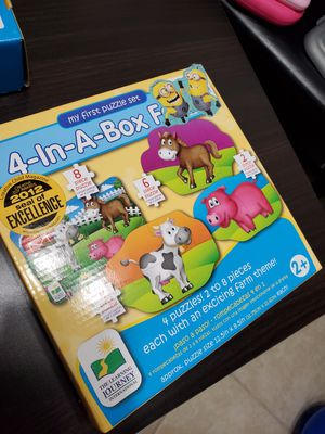 Toddler Puzzles/Games for Sale in Virginia Beach, VA