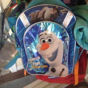 Olaf backpack for Sale in Phoenix, AZ