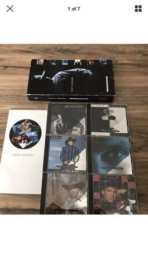 Garth Brooks limited series 6 CD CDs set for Sale in Elk Grove, CA