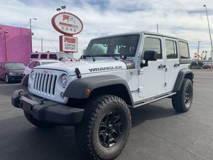 2017 jeep wrangler 4D unlimited s for Sale in Tempe, AZ