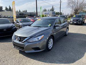 2017 Nissan Altima 2.5 S for Sale in Fresno, CA