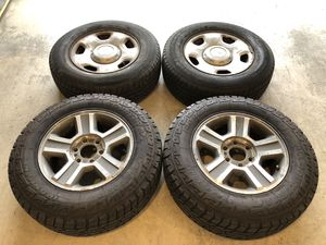 Stock F-150 Rims / Wheels with new tires for Sale in Renton, WA