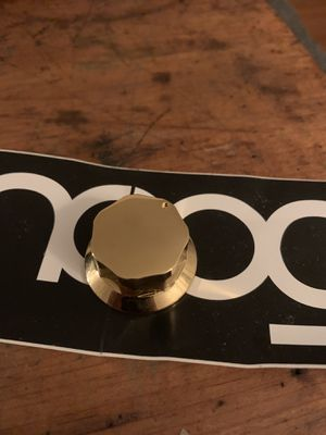 Moog Voyager 10th Anniversary filter cutoff knob for Sale in Durham, NC