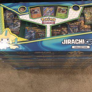 Pokémon Jirachi Gx Collection Brand New for Sale in Algonquin, IL