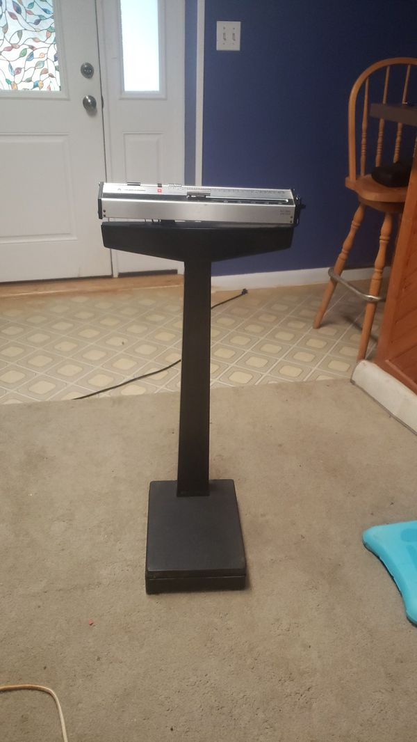 HealthOmeter scale more accurate than electronic