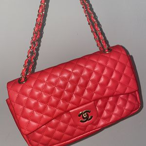 Red Chanel Bag for Sale in Orlando, FL