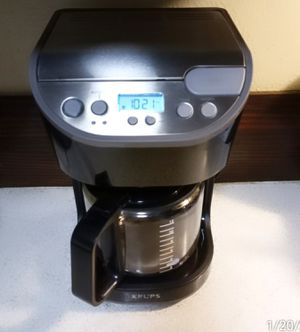 Krups Coffee Maker for Sale in Tacoma, WA