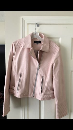 Womans Pink fashion jacket for Sale in Taunton, MA