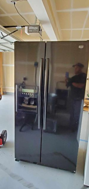 Stainless steel refrigerator for Sale in Oakland, CA
