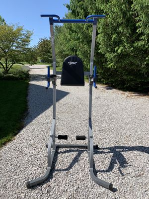 Pull up, Leg/Knee Raise, Sit ups/Abs Crunch Weight Lifting Tower for Sale in Columbus, OH