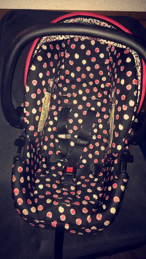 Minnie Mouse Car Seat for Sale in Fort Smith, AR