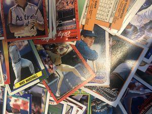 HUNDREDS of baseball , hockey , and football cards for Sale in Denver, CO