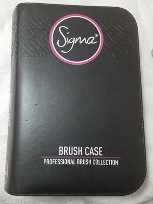 Sigma makeup brush case for Sale in Tampa, FL