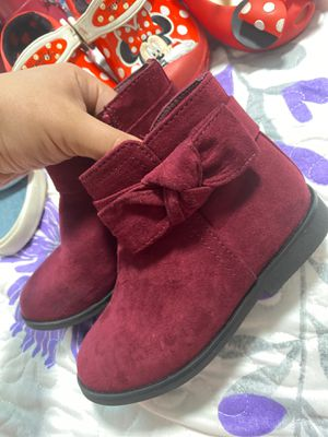Toddler girl boots sz 8C for Sale in Oakland, CA
