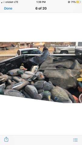 Duck decoys for Sale in Muldrow, OK