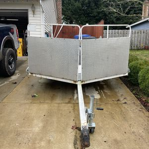 Snowmobile Trailer Ride On Ride Off for Sale in Sandy, OR