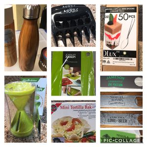 Kitchen Gadgets- NEW for Sale in St. Clair Shores, MI