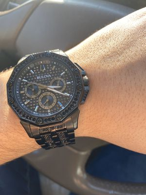 Bulova watch for sale!! Gotta get rid of it quick! for Sale in Tulare, CA