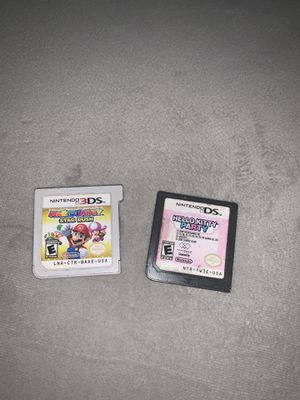 Nintendo 3DS Games 2X $29.00 + 1 DS Free Game‼️😃😃😃😃😃 for Sale in Jonesboro, GA