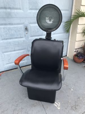 Salon hair dryer and chair for Sale in New Port Richey, FL