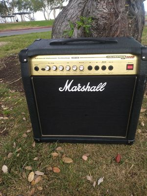 "Marshall AVT 20 Valvestate 2000 Amp. Made In England l- 12AX7 Tube-10"" Celestation G10-30. 20Watts. Works Excellent for Sale in San Diego, CA"